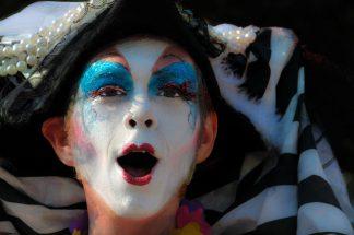 Karneval einmal anders – Das Wagnis, sich zu zeigen